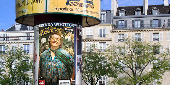 Brenda Wootton-Paris-recordings